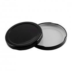 70mm TWIST TOP sauce bottle lids BLACK
