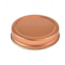 Lid One Piece REGULAR Mouth 70mm Assorted Colours