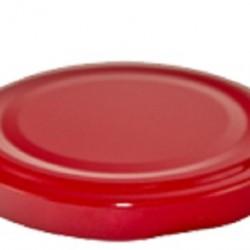 53mm TWIST TOP lid Red