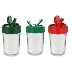Mason Jar Spice Dispenser Lid