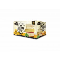 Artisans Cheesemaking Kit includes FREE bonus wooden cheese board