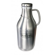 Grainfather 2L Stainless Steel Flip Top Growler