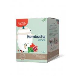 Kombucha Crock Ceramic with Stainless Steel Tap
