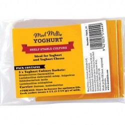 Yoghurt Culture Dairy Free Mad Millie