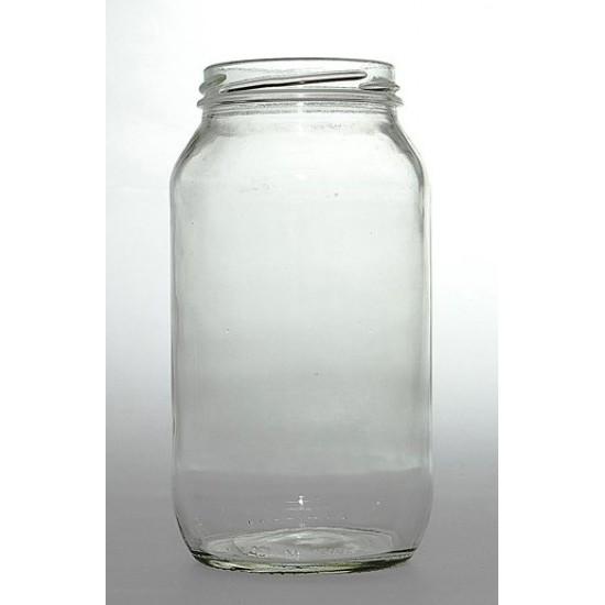 12 x 750ml General Purpose Preserving Jars