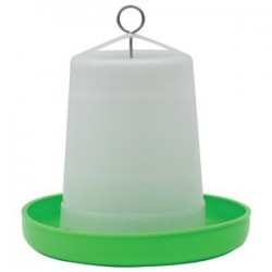 Feeder Chicken, Poultry and Small Bird 1.5 Litre Farming Supplies