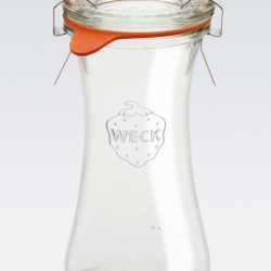 1 x 100ml Cafe Deli Jar Complete  - 757 Weck
