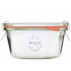 1 x 300ml Tapered Jar - 750 Weck