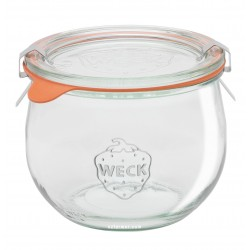 1 x 580ml Tulip Jar  - 744 Weck