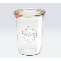 1 x 850ml Tapered Jar - 743 WECK