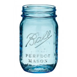 1 x  Blue Pint Jar Ball Heritage Collection SINGLE