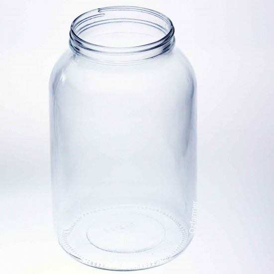 1 x Gallon JAR Bell  (Lid Not Included)