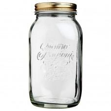 1.5 Litre Bormioli Rocco Quattro Stagioni Preserving Jar