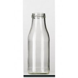 10 x 750ml Frescor Milk Juice Sauce Bottles - Lids not included