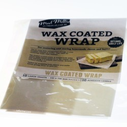 Paper Wax Coated Wrap 10 pack 240x240 Mad Millie