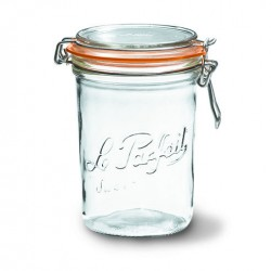 1000ml Le Parfait TERRINE Jar with Seal