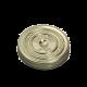 100mm Le Parfait Familia Wiss Screw Lid (no disc)  x 1