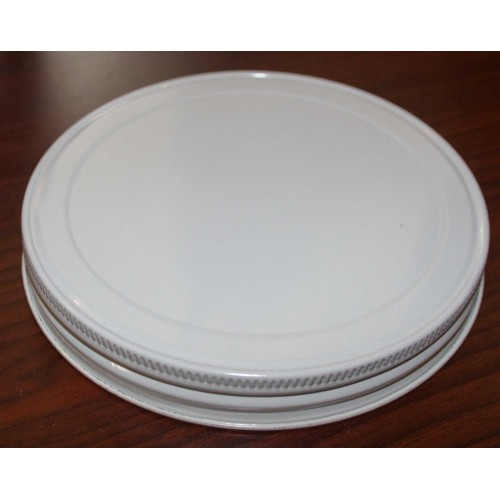 110mm SCREW TOP CT Tin Lid with Food Safe Lining One Piece