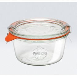 12 x 200ml Tapered Weck Jars - 751