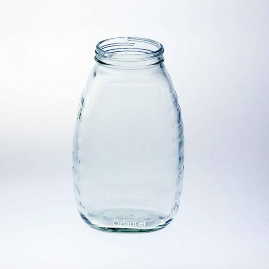 12 x Bell 22oz / 2lb Queenline Honey Jars