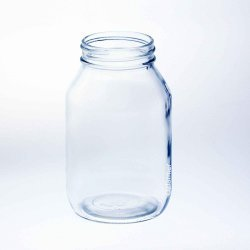 12 x Bell 32 oz Quart Smooth Regular Mouth Jars Lids not included
