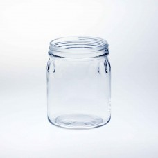 Case of 12 x Bell 700ml /  24 oz Thumbprint Jars - Lids Not Included