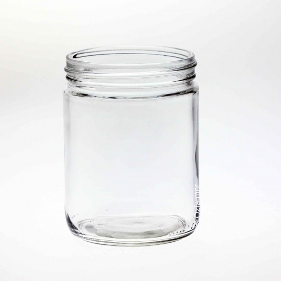 12 x Bell Pint  16oz Straight Sided Jars Lids not included