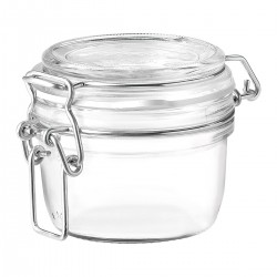 125ml Bormioli Rocco Fido Swing Top Preserving Jar
