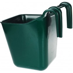 15 Litre Hook Over Feed Bucket Little Giant