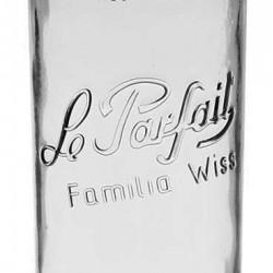 6 x 1500ml Le Parfait Familia Wiss Preserving Mason Jars