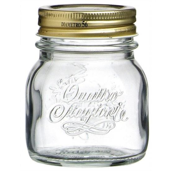 150ml Bormioli Rocco Quattro Stagioni Preserving Jar