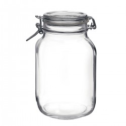 Bormioli Rocco Fido Swing Top Preserving Bottle / Jar 2 litre Bormioli Rocco