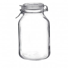 3 litres Bormioli Rocco Fido Swing Top Preserving Jar