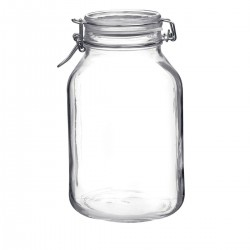 3 litres Bormioli Rocco Fido Swing Top Preserving Jar