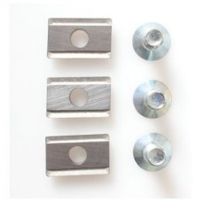 3 x Replacement Blades Only for Professional Hoof Cutting Disc