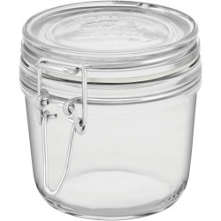 350ml Bormioli Rocco Fido Swing Top Preserving Jar