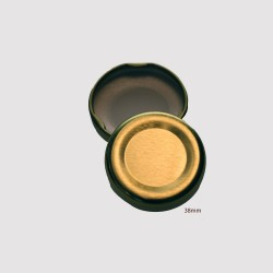 Lids 38mm For Twist top sauce bottle General