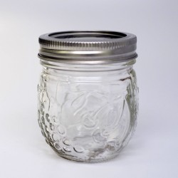 4 x Ball Collection Elite Round Jam Jars Ball Mason Jars