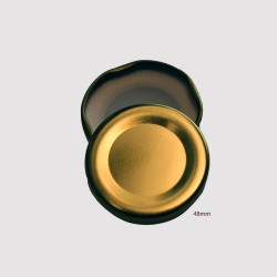 Lids 48mm For Twist top sauce bottle General