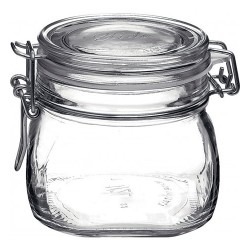 500ml Bormioli Rocco Fido Swing Top Preserving Jar
