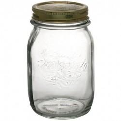 500ml Bormioli Rocco Quattro Stagioni Preserving Jar