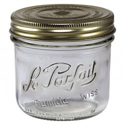 500ml Le Parfait Familia Wiss Preserving Mason Jar