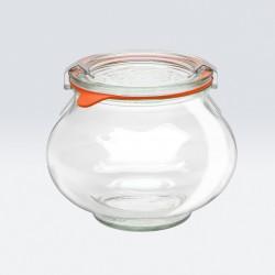 6 x 1/2 litre Weck Deco Jar - 901