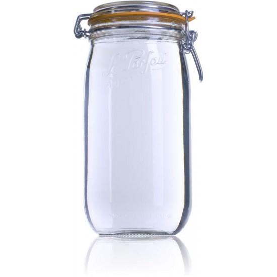 1500ml Le Parfait SUPER jar with seal