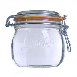250ml Le Parfait SUPER Jar with Seal