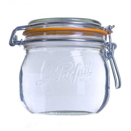 6 x 250ml Le Parfait SUPER jar with seal
