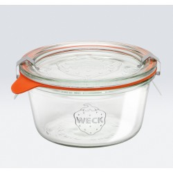6 x 290ml Weck Tapered Jar (Short)- 740