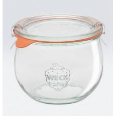 6 X 580ml Weck Tulip Jar - 744