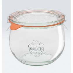 6 X 580ml Weck Tulip Jar - 744