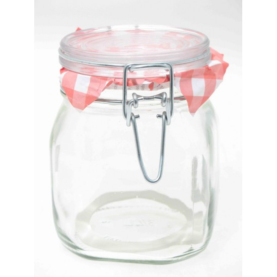 750ml Bormioli Rocco Fido Swing Top Preserving Jar